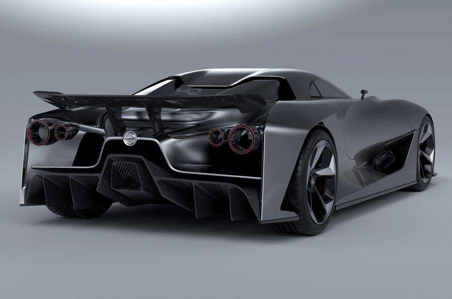 70 The Best 2020 Nissan Gran Turismo Concept