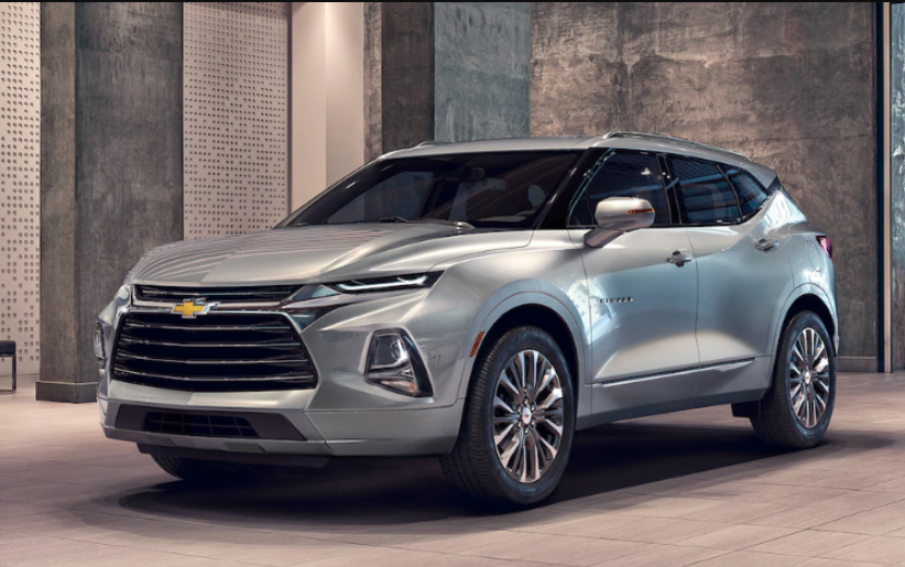 70 The Best Chevrolet Blazer 2020 Ss With 500Hp Price And Review