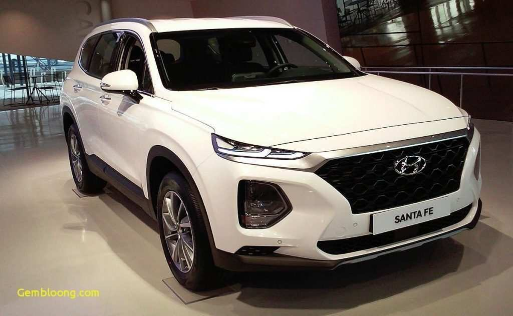 70 The Best Hyundai Grand Santa Fe 2020 Speed Test