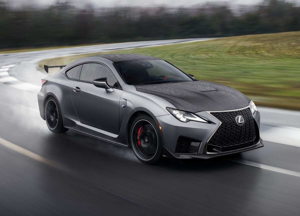 70 The Best New Lexus Models For 2020 Exterior