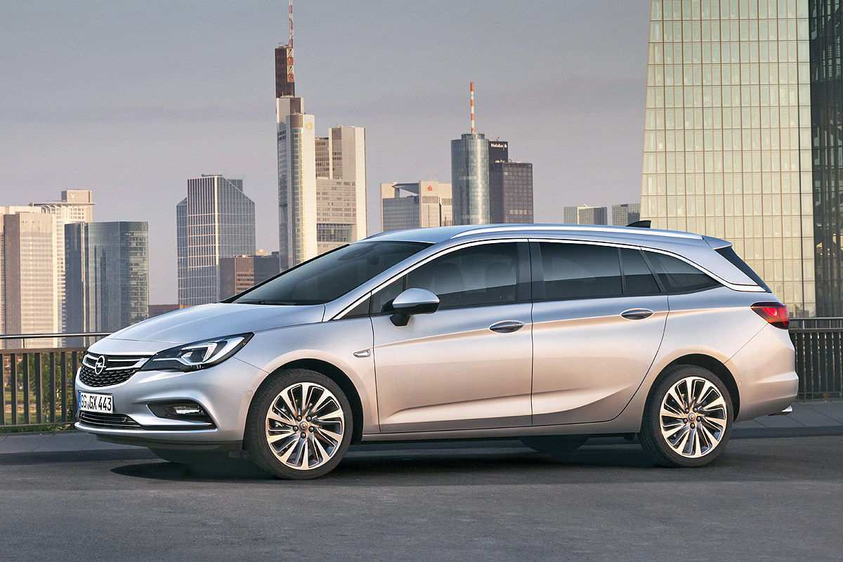 70 The Best Opel Astra Kombi 2020 Configurations
