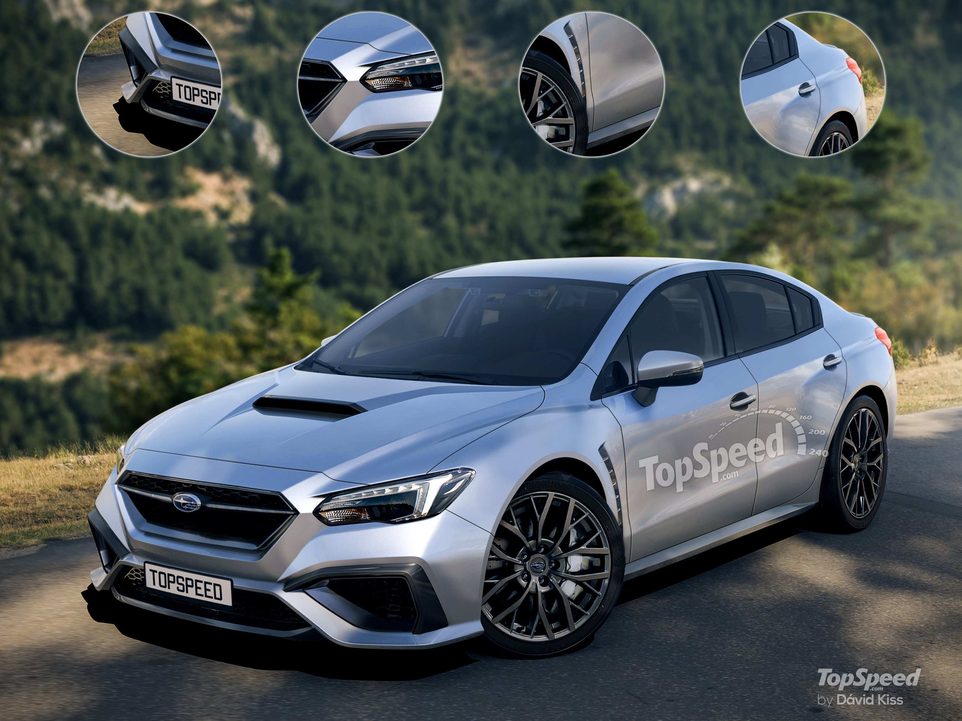 70 The Best Subaru Sti 2020 Concept Redesign And Review