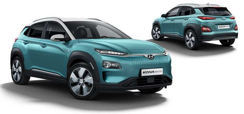 71 A Hyundai Electric Suv 2020 Images