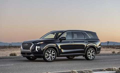 71 A Hyundai New Suv 2020 Palisade Price Performance