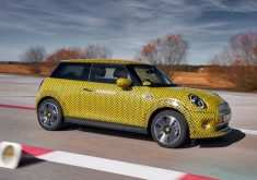 2019 Electric Mini Cooper