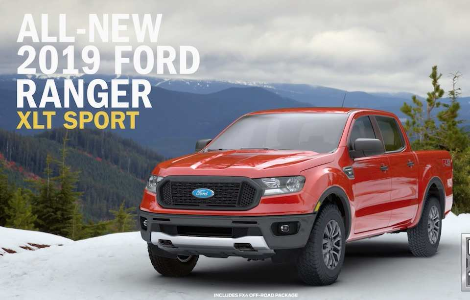 71 New 2019 Ford Ranger Engine Options Concept