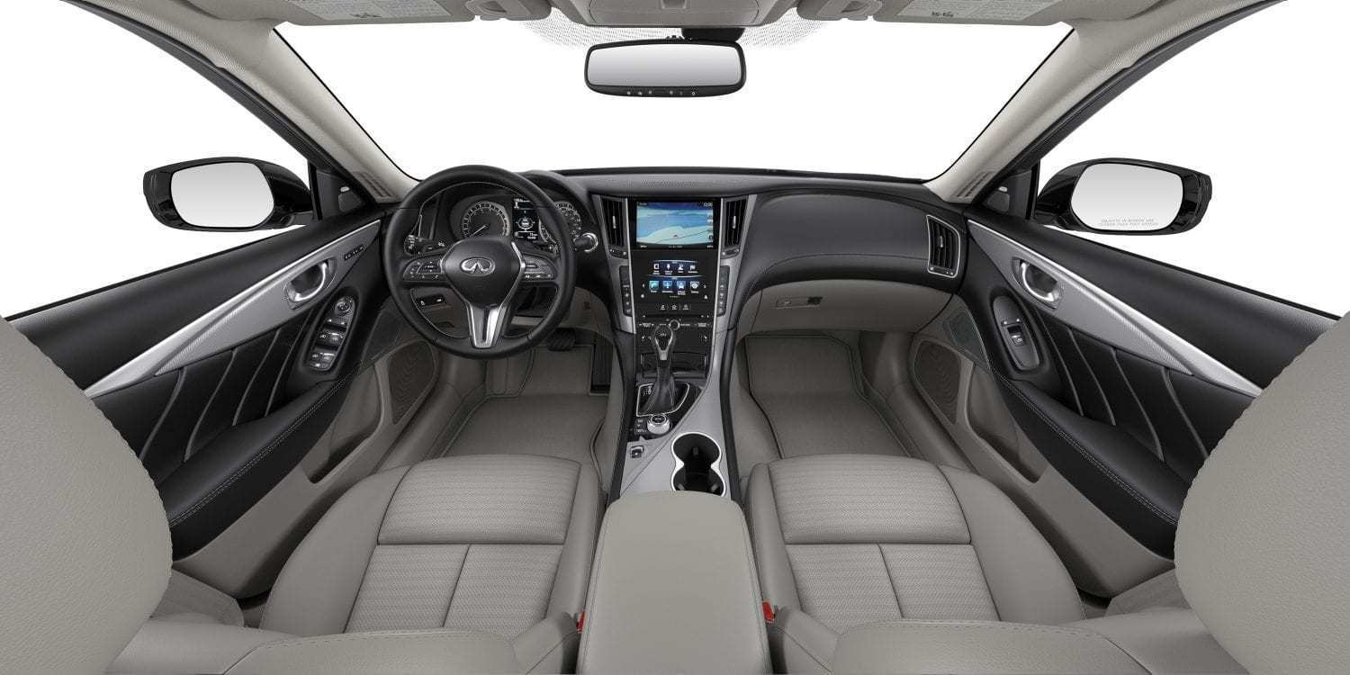 71 New 2020 Infiniti Q50 Interior Redesign And Review