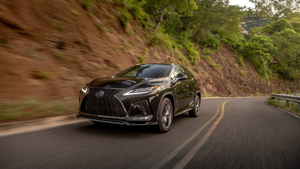 71 New 2020 Lexus Rx Review And Release Date