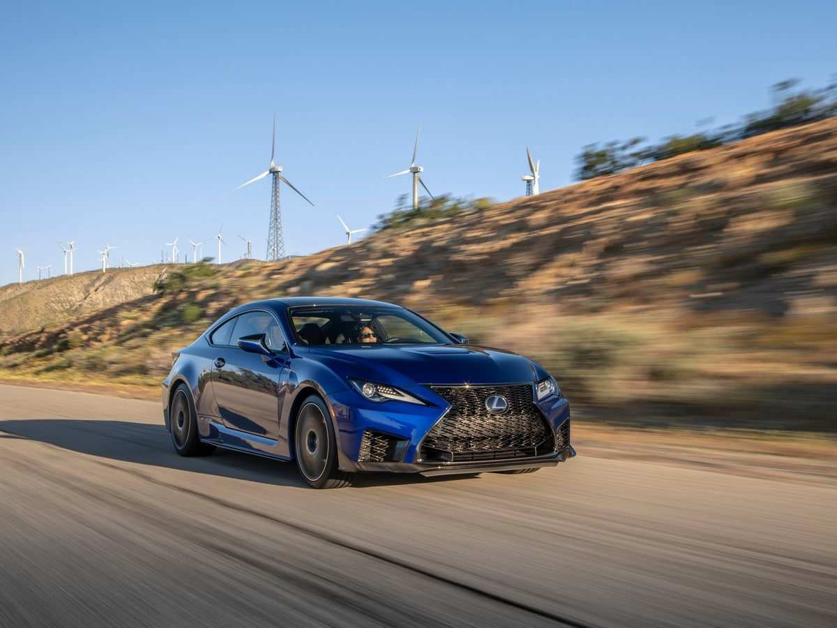 71 New Lexus Rc 2020 Review History