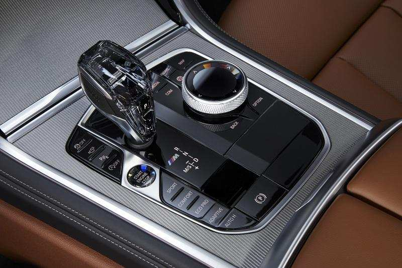 71 The 2019 Bmw 8 Series Interior Picture