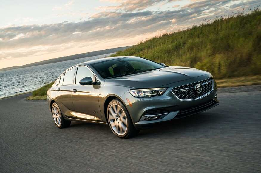 71 The 2019 Buick Lineup Ratings