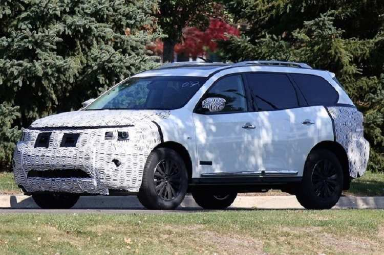 71 The 2019 Nissan Pathfinder Spy Shots Pricing