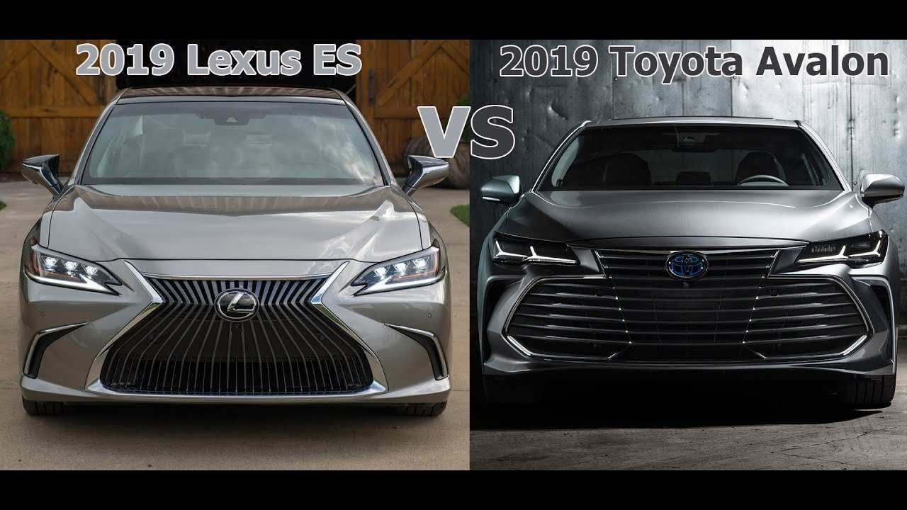 71 The 2019 Toyota Lexus Specs