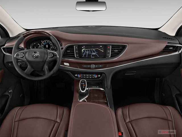 71 The 2020 Buick Enclave Interior Engine