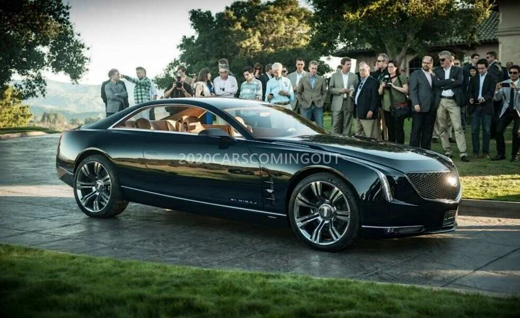 71 The 2020 Cadillac Convertible Redesign And Concept