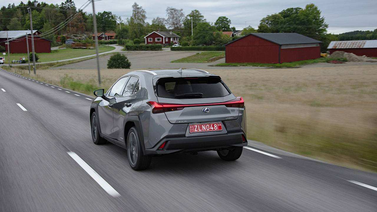 71 The Best 2019 Lexus Hatchback Exterior