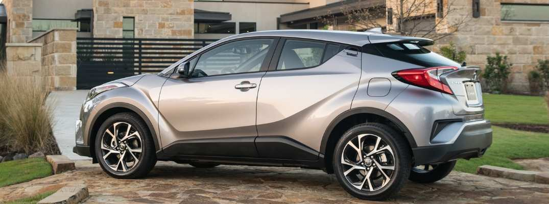71 The Best 2019 Toyota C Hr Pictures