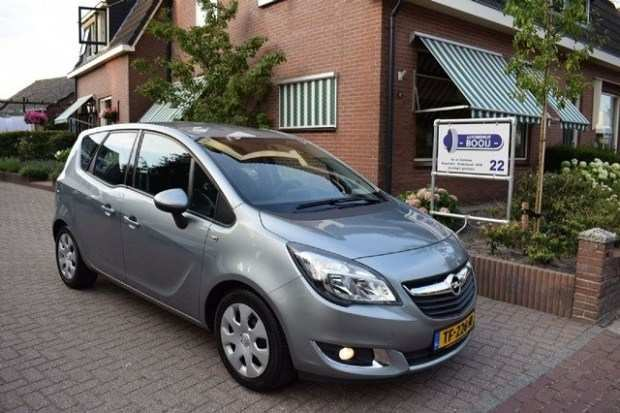 71 The Best Opel Meriva 2020 First Drive