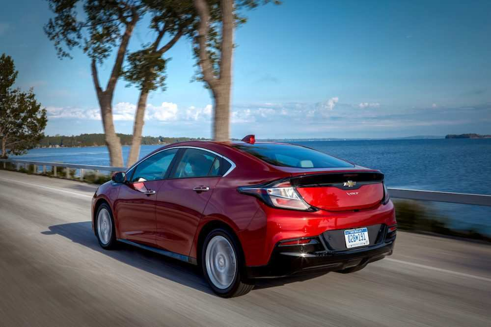 71 The Chevrolet Volt Sport 2020 Ratings