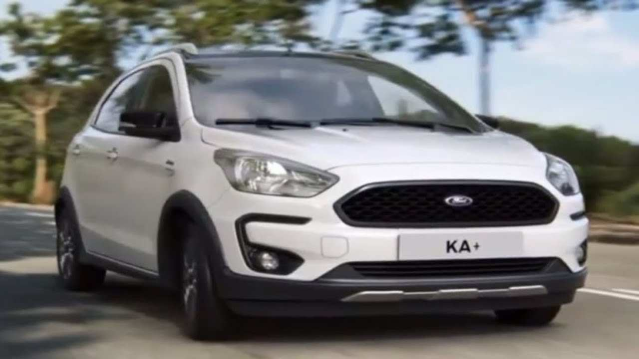 71 The Ford Ka 2019 Facelift Concept And Review