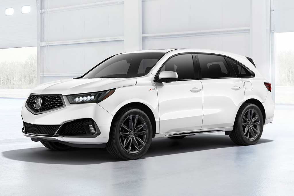 71 The New Acura Mdx 2020 Release