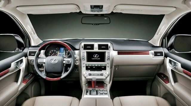 72 A 2019 Lexus Gx 460 Redesign Style