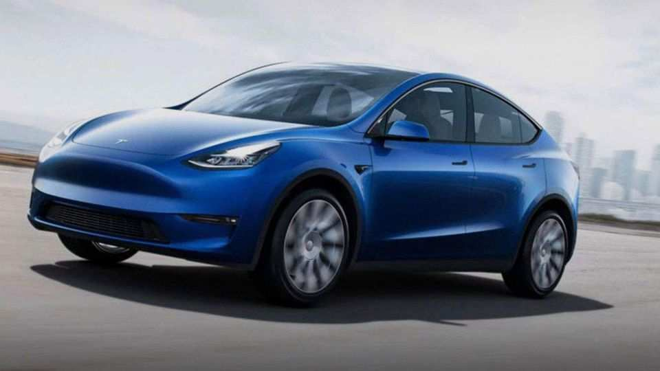 72 A 2019 Tesla Model Y Spesification