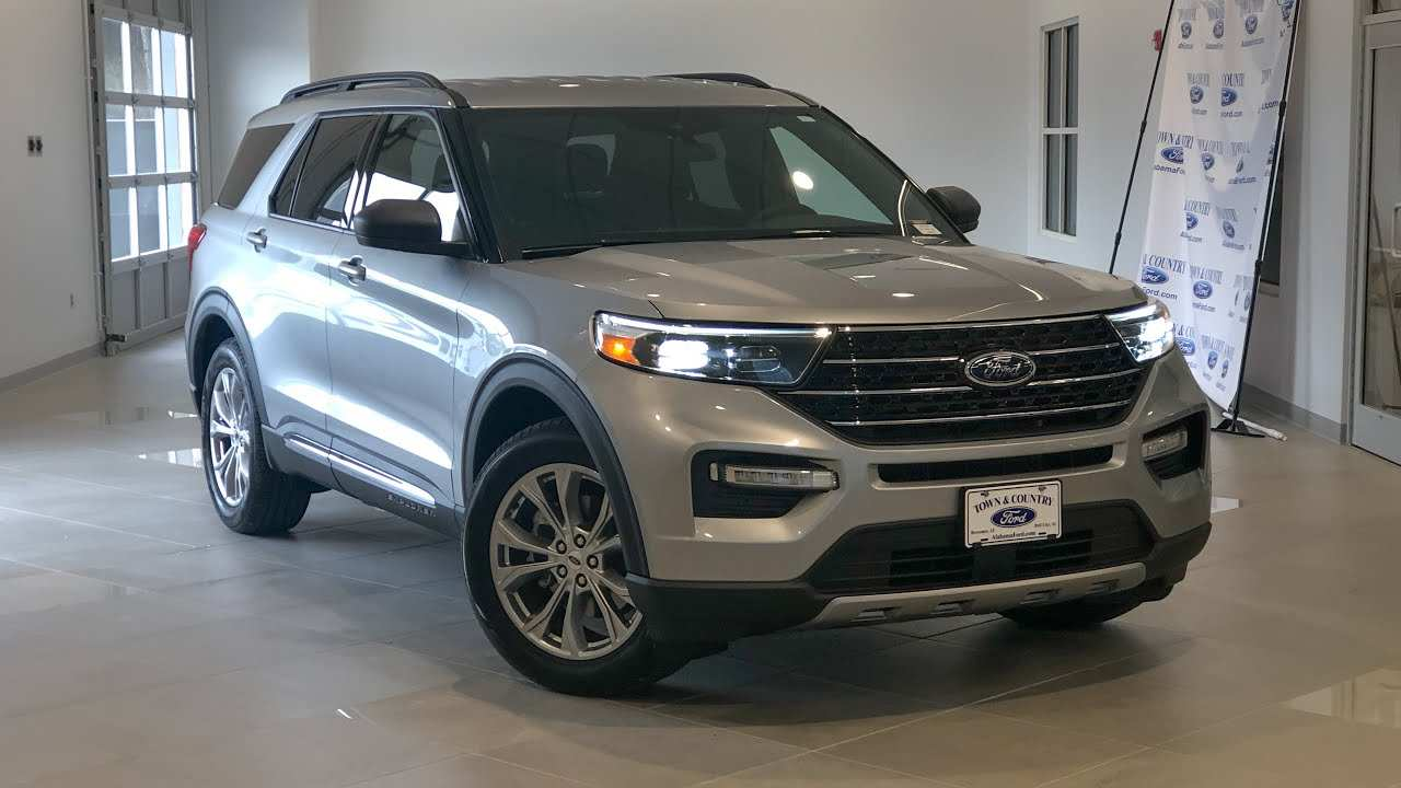 72 A 2020 Ford Explorer Youtube Pricing