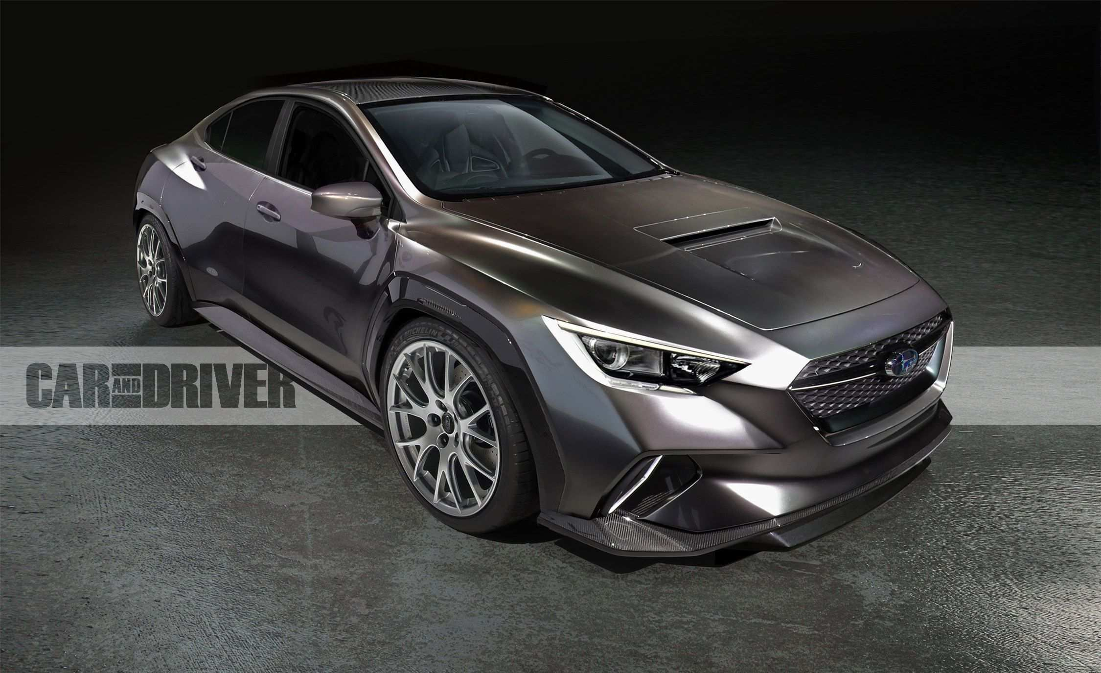 72 A 2020 Subaru Wrx Sti Review Release Date And Concept