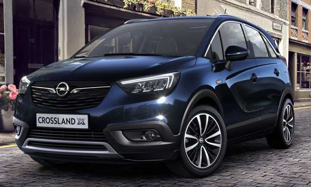 72 A Opel 4X4 2019 Price And Release Date