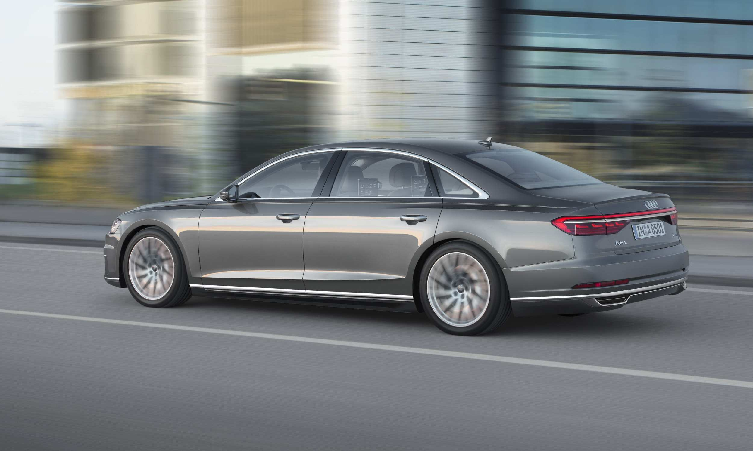 72 All New 2019 Audi A8 Features Review And Release Date