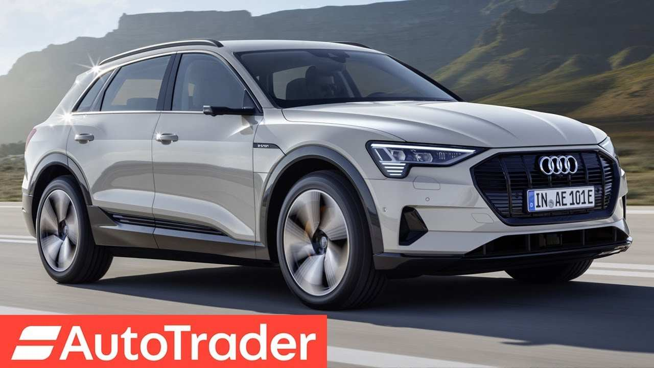 72 All New 2019 Audi E Tron Quattro Pictures
