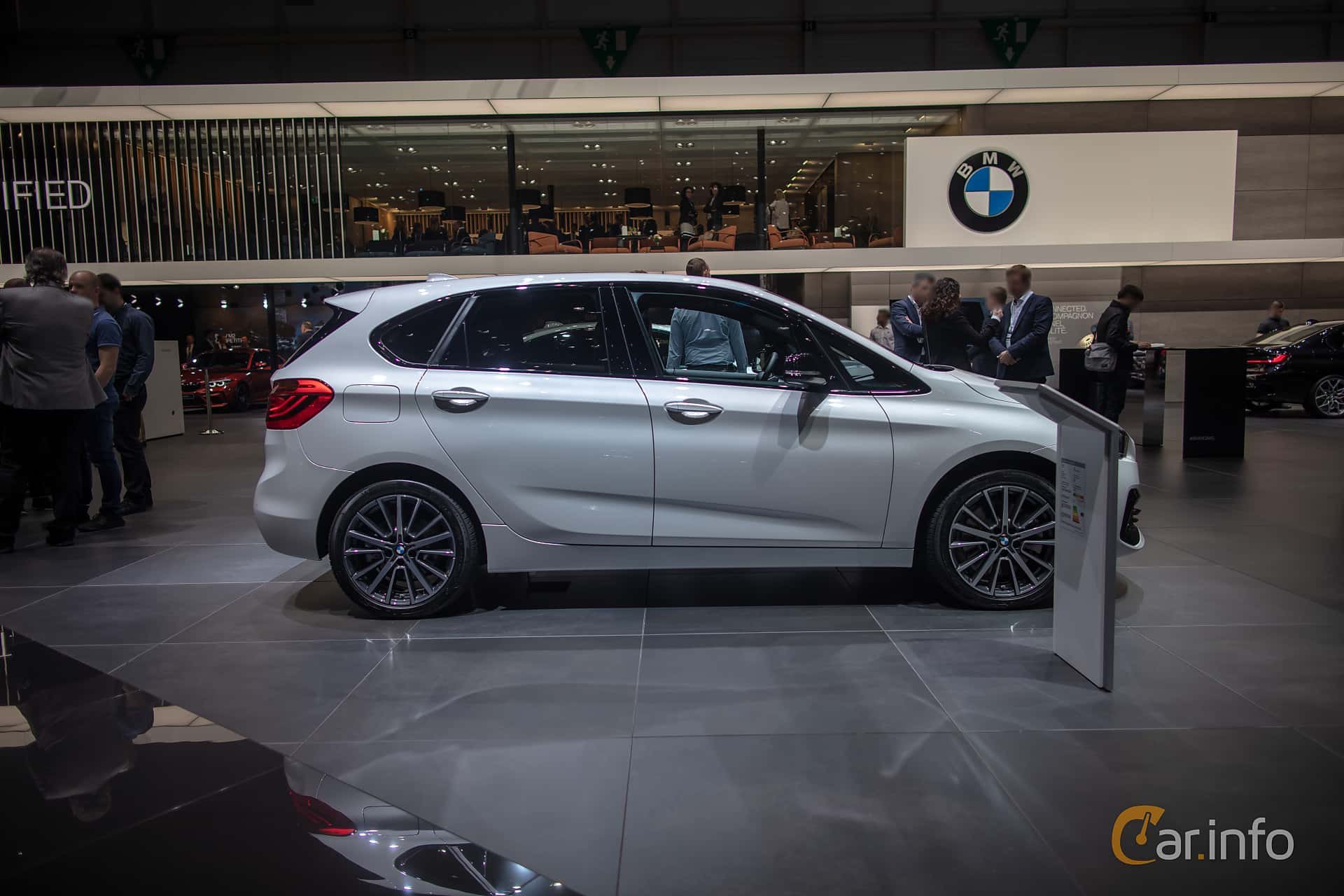72 All New 2019 Bmw Active Tourer Redesign And Review