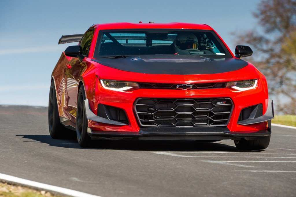 72 All New 2020 Chevrolet Camaro Zl1 Specs And Review