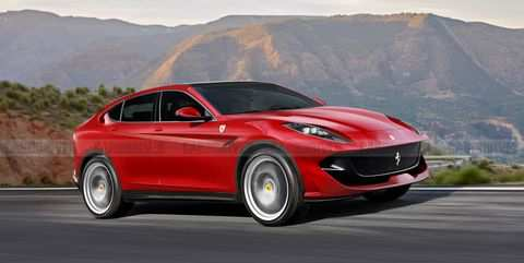 72 All New Ferrari Suv 2020 Wallpaper