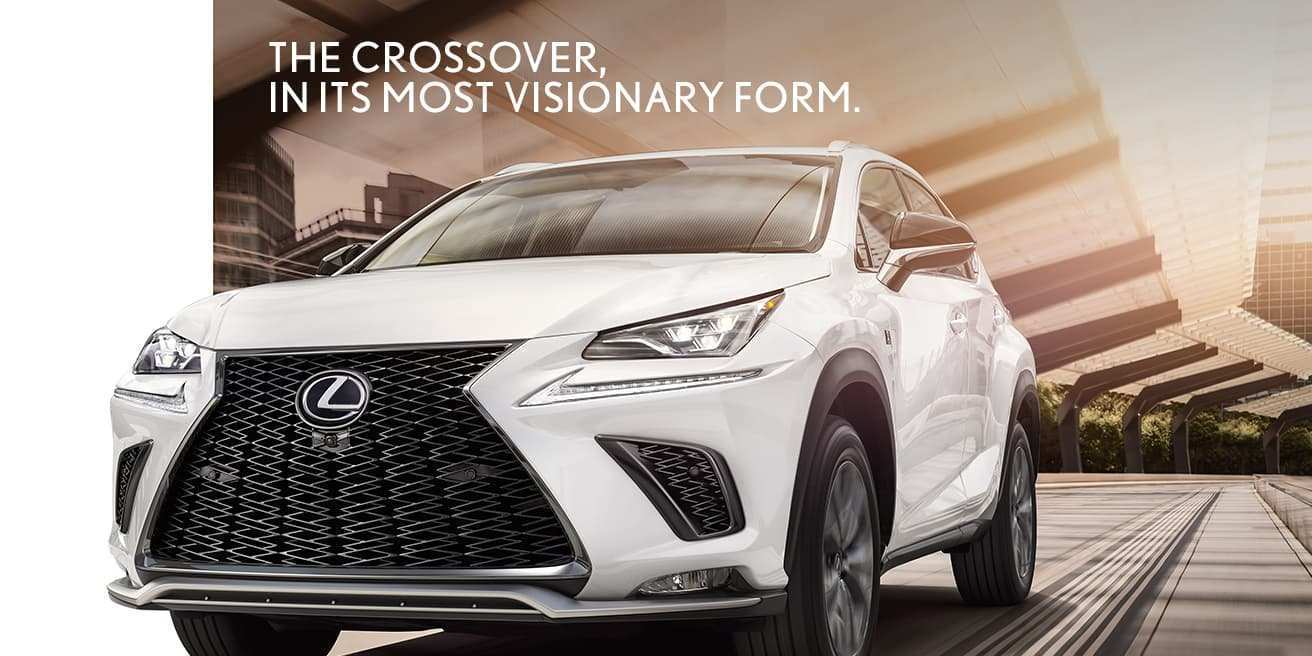 72 All New Lexus Nx 2020 Concept And Review