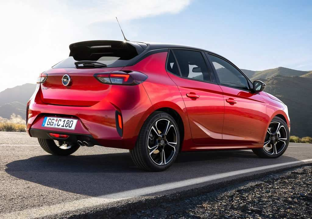 72 All New Yeni Opel Corsa 2020 Concept