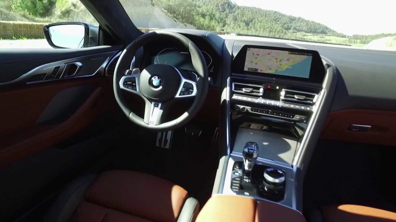 72 Best 2019 Bmw 8 Series Interior Specs And Review