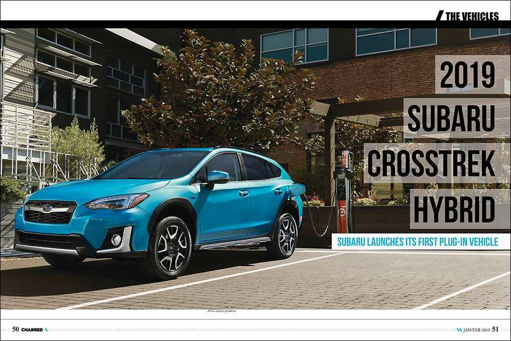 72 Best 2019 Subaru Hybrid Redesign And Review