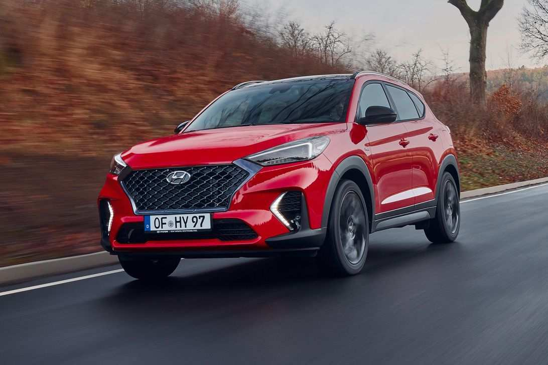 72 Best Hyundai Tucson N Line 2020 Release Date And Concept