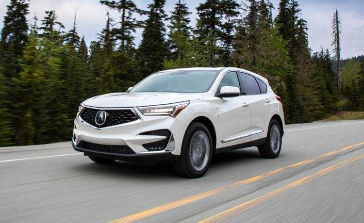 72 New 2019 Acura Rdx Rumors Price And Review