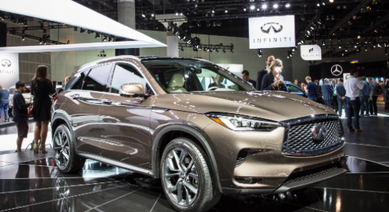 72 New 2019 Infiniti Qx50 Dimensions New Concept