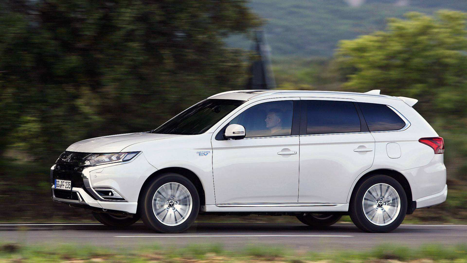 72 New 2019 Mitsubishi Outlander Phev Review Performance