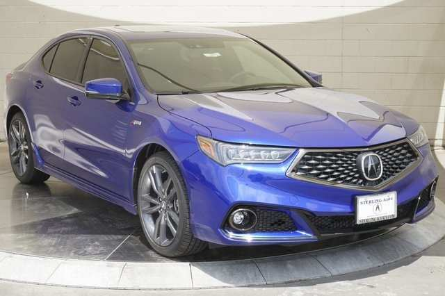 72 New Acura Tlx A Spec 2020 Concept And Review