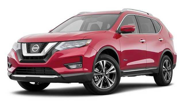 72 New Nissan Rogue 2020 Canada Release Date And Concept