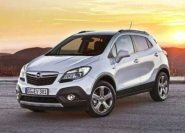 72 New Opel 4X4 2019 Rumors