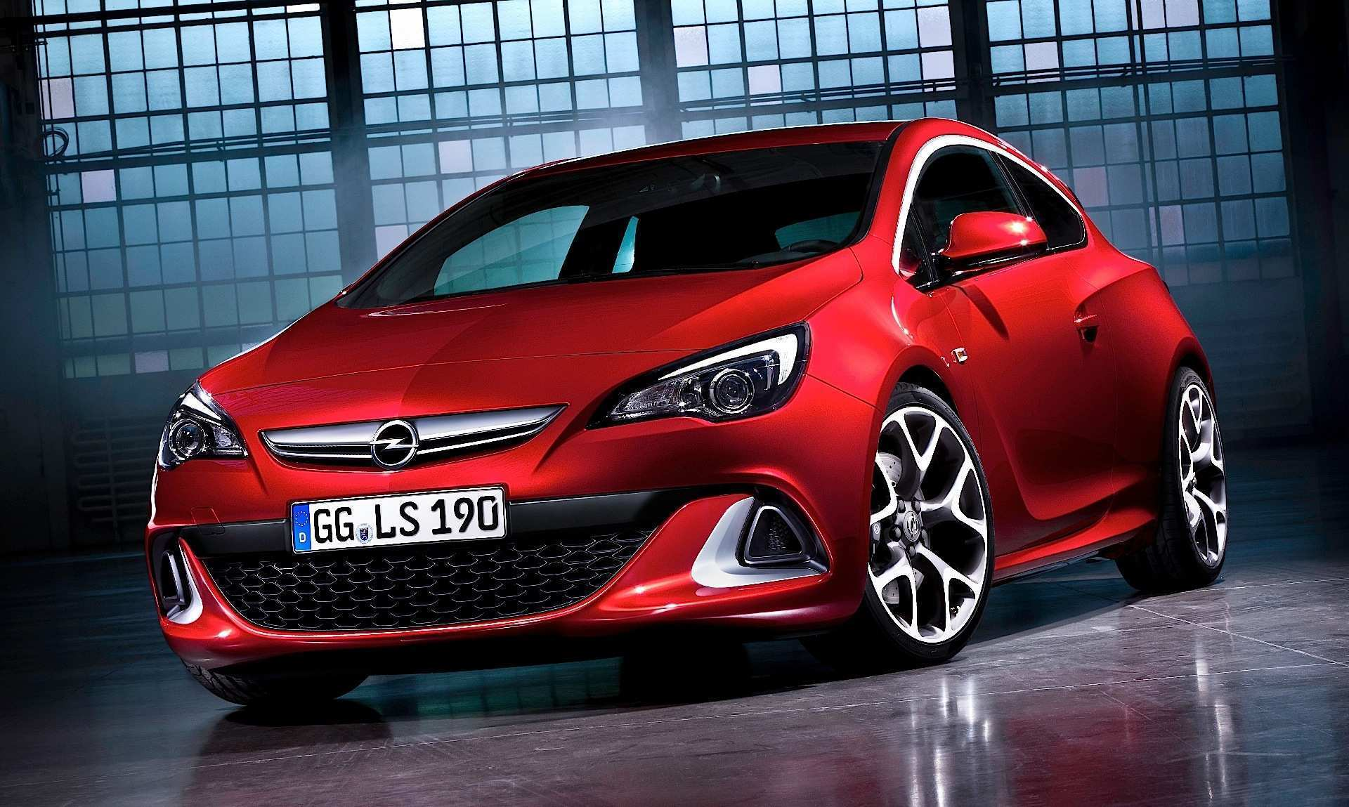 72 New Opel Opc 2019 Redesign