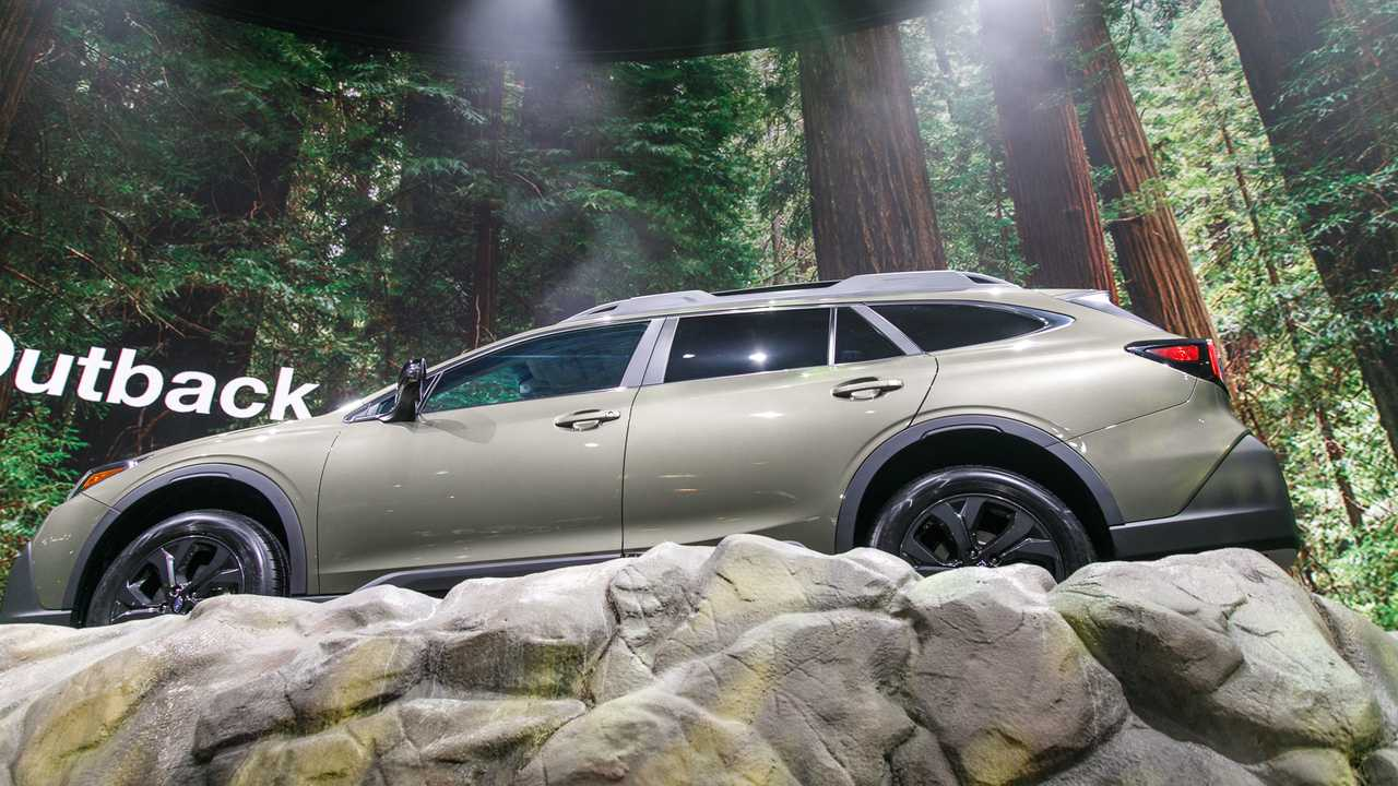 72 New Subaru Outback 2020 New York Model