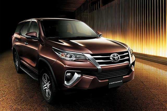 72 New Toyota Fortuner 2020 Performance