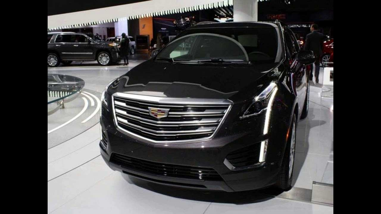72 The 2019 Cadillac Releases New Model And Performance
